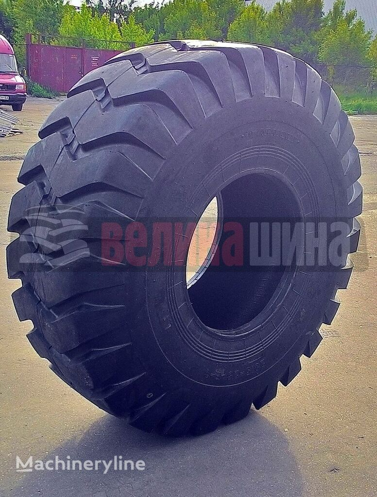 pneu pour chargeur frontal Armour NE3 23.50- 25.00 neuf