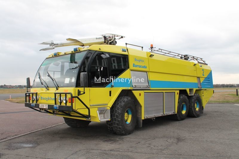 Reynolds Boughton Barracuda 6x6 aéroport camion de pompiers