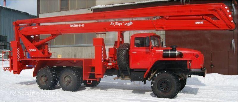 KAMAZ 43253, 43502 auto-échelle