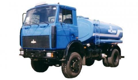 MAZ KT-506  autre machine communale