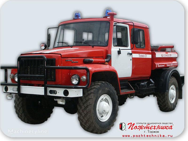 GAZ  AC 1,6-40 camion de pompier