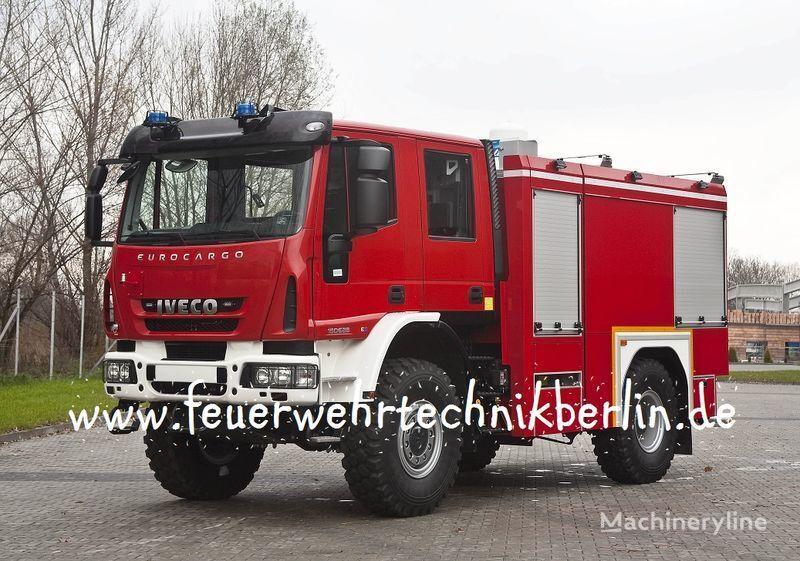IVECO Eurocargo ML150E28 WS Fahrgestell.: 4x4 Neufahrzeug, Sofort Verf camion de pompier neuf