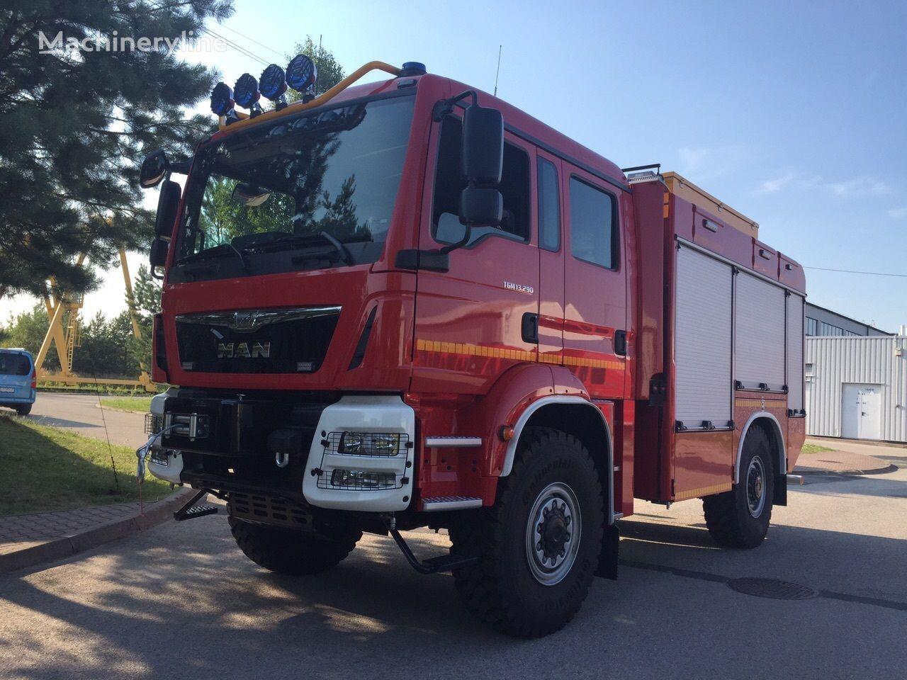 Vente des camion de pompier man tgm 13 290 for Vente de neuf