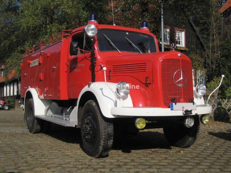 MERCEDES-BENZ LAF 311 Oldtimer camion de pompier