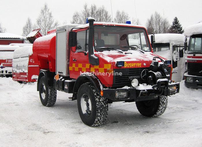 Vente des mercedes benz unimog u 1300 4x4 wd camions de pompier voiture de p - Vente camion pompier ...