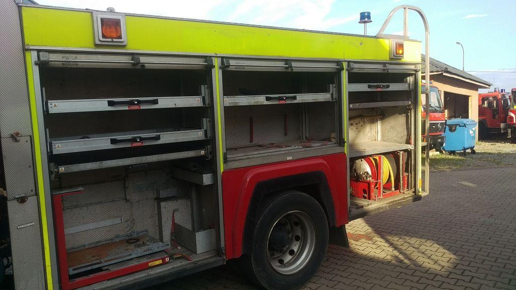 Vente des scania 94d camions de pompier voiture de pompier vehicule pompier - Vente camion pompier ...