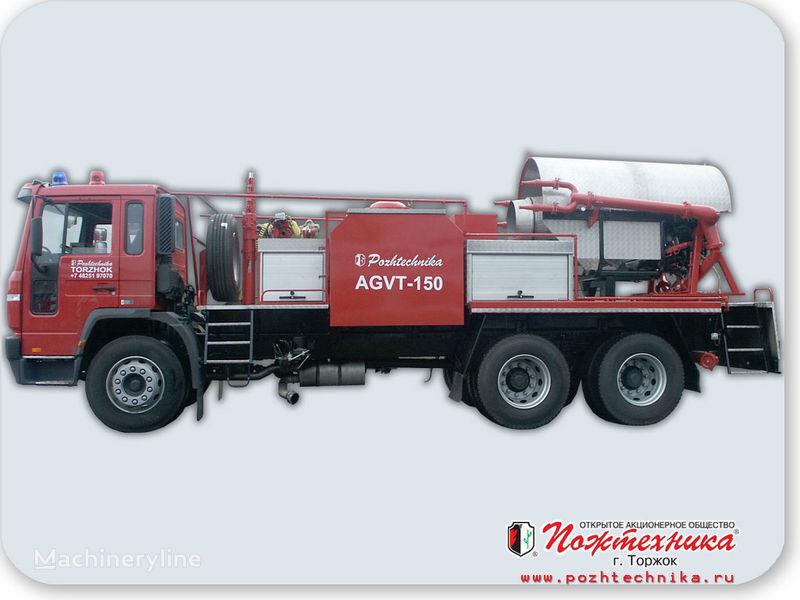 VOLVO AGVT-150 Avtomobil gazovogo tusheniya  camion de pompier