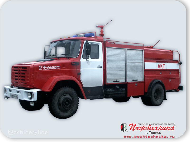 ZIL AKT-1,0/1000-40/40 Avtomobil kombinirovannogo tusheniya    camion de pompier