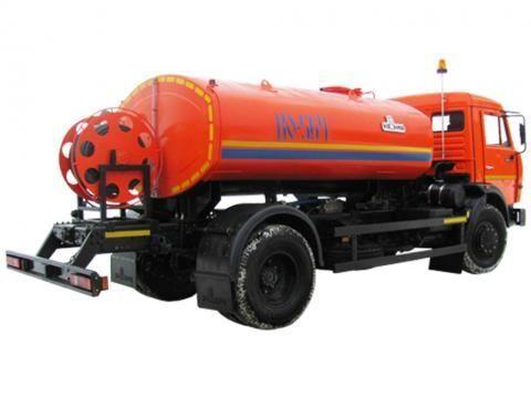 KAMAZ KO-564-20 camion hydrocureur