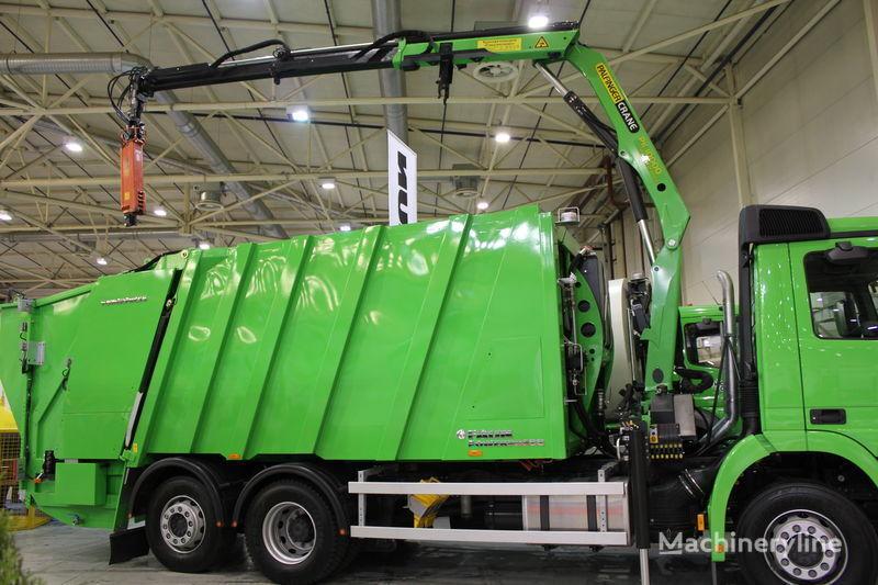 FAUN POWERPRESS 520 camion poubelle neuf