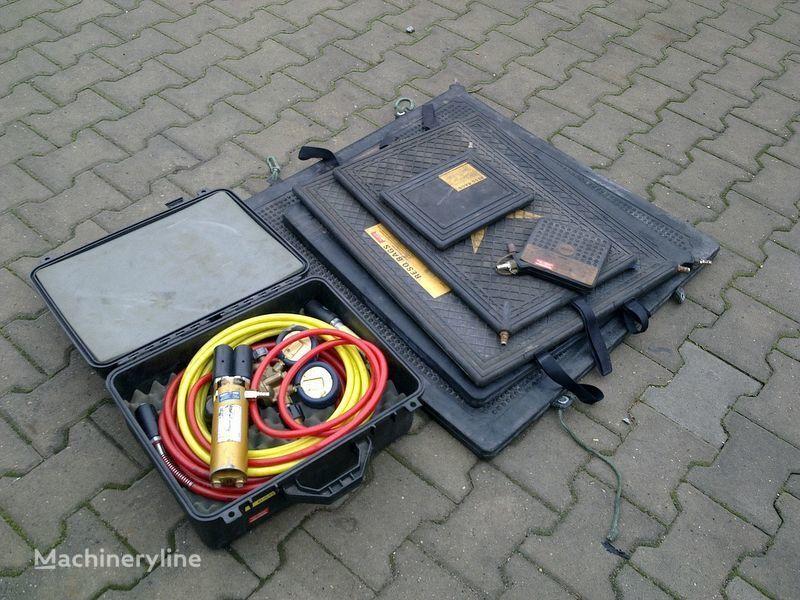 6* RESCUE BAG matériel d'incendie