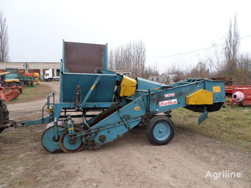 BOLKO Z-643  arracheuse de pommes de terre