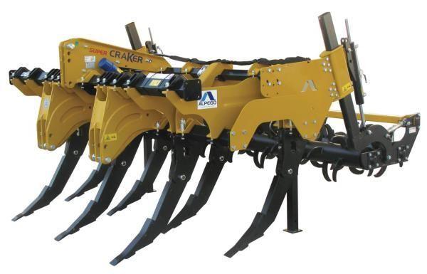 ALPEGO CraKer KF 7-400 chisel neuf