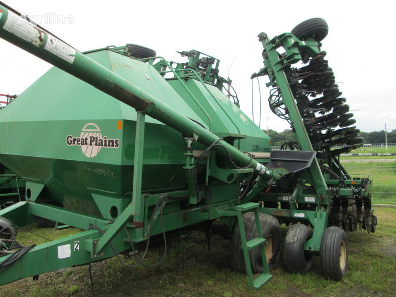 GREAT PLAINS 3510 air drill 2220 combiné de semis