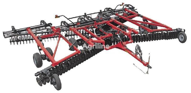 CASE IH diskator True-Tandem 330 Turbo herse rotative neuf