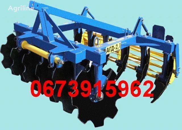 AGROREMMASH AGD-2.5 ;AGD-2,5L ; AGD-2.5R; AGD-2.8;AGD-2,8L  herse
