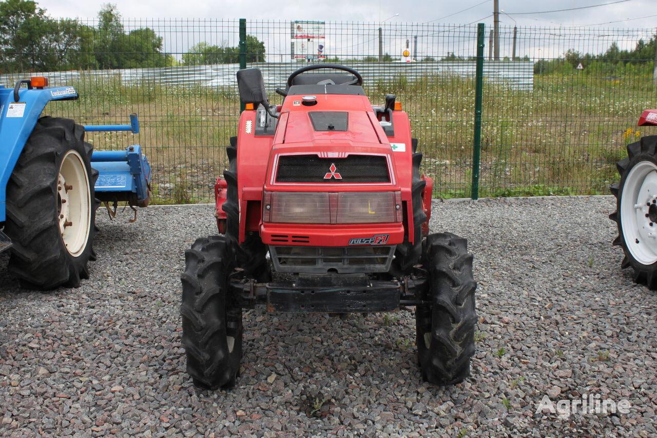 tracteur forestier mitsubishi