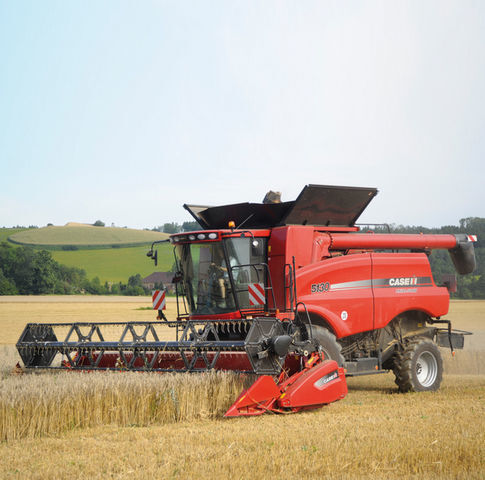 CASE IH Axial Flow 5140 pod 1% godovyh! moissonneuse batteuse neuf