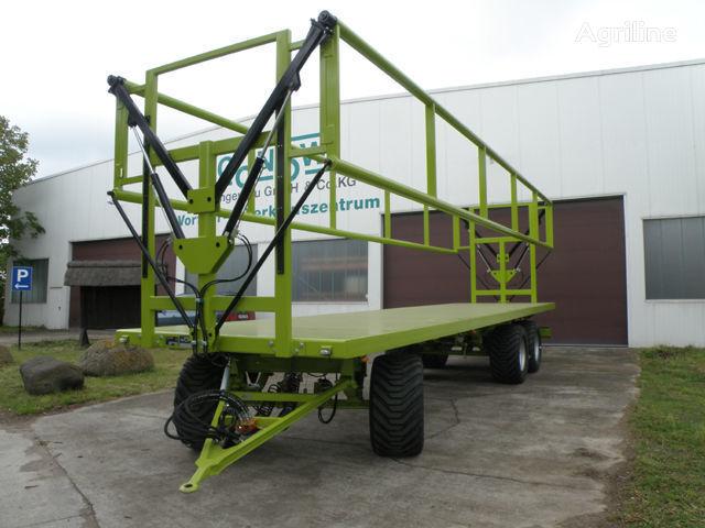 CONOW BTW V 9 Ballen-Transportwagen remorque agricole neuf