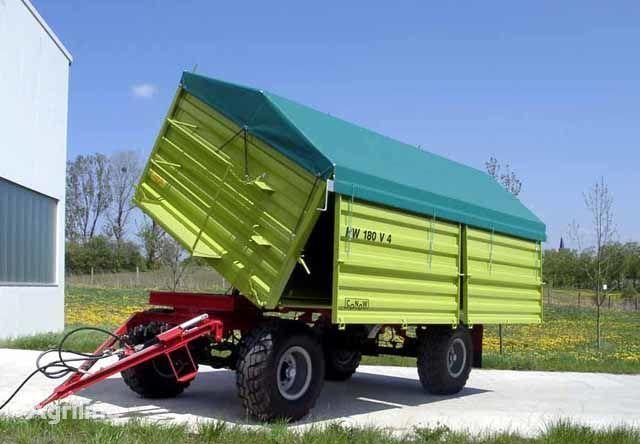 CONOW HW 180 Zweiseiten-Kipper V 4 remorque agricole neuf