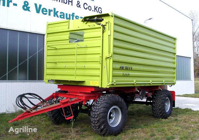 CONOW HW 180 Zweiseiten-Kipper V 9 remorque agricole neuf