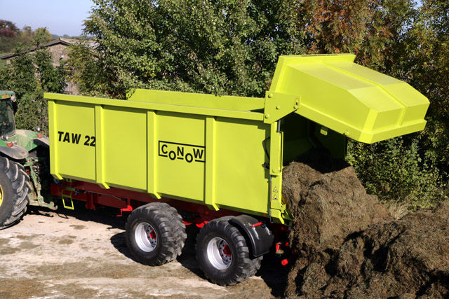 CONOW TAW 22 remorque agricole neuf