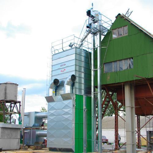 Stacionarnye zernosushilki MEPU serii RCW séchoir à grains