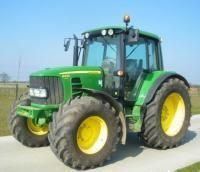 JOHN DEERE 6430 tracteur à roues