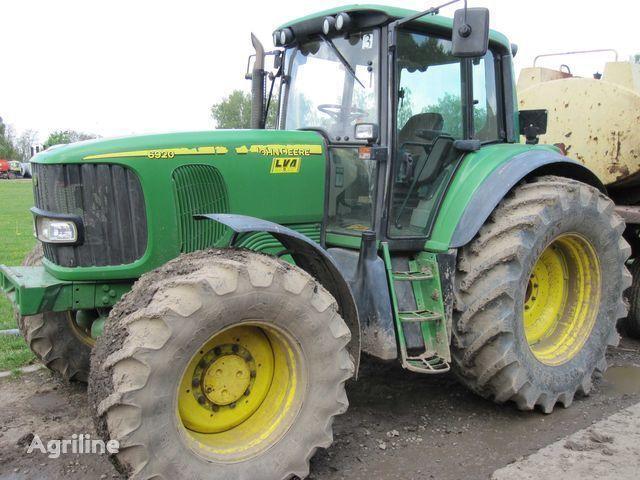 JOHN DEERE 6920 tracteur à roues