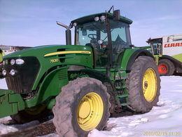 JOHN DEERE 7830 tracteur à roues