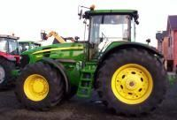 JOHN DEERE 7930 tracteur à roues