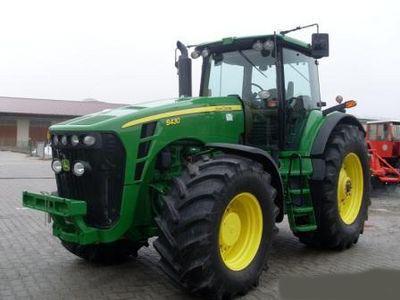 JOHN DEERE 8430 tracteur à roues