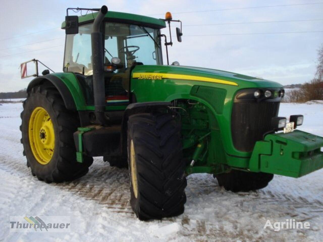 JOHN DEERE Kabine 8020 Serie tracteur à roues