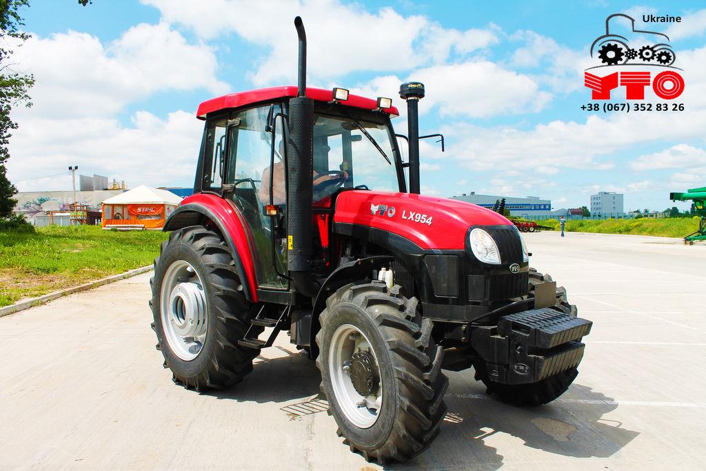 YTO LX954 tracteur à roues