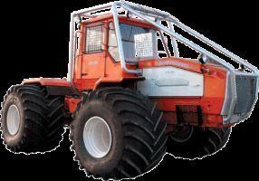 HTA-200-07 tracteur à roues