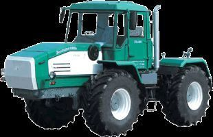 HTA-220 tracteur à roues