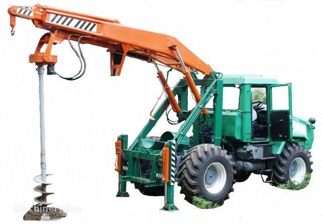 HTZ Burilno-kranovaya mashina BKM-3U na baze traktorov HTZ 150K-09, H autre matériel TP
