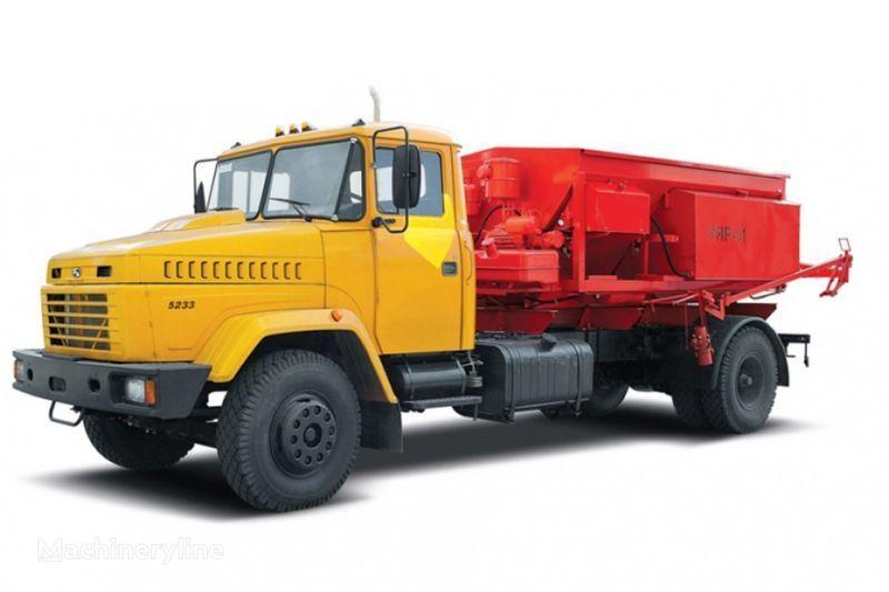 KRAZ 5233N2 UYaR-01  autre matériel TP