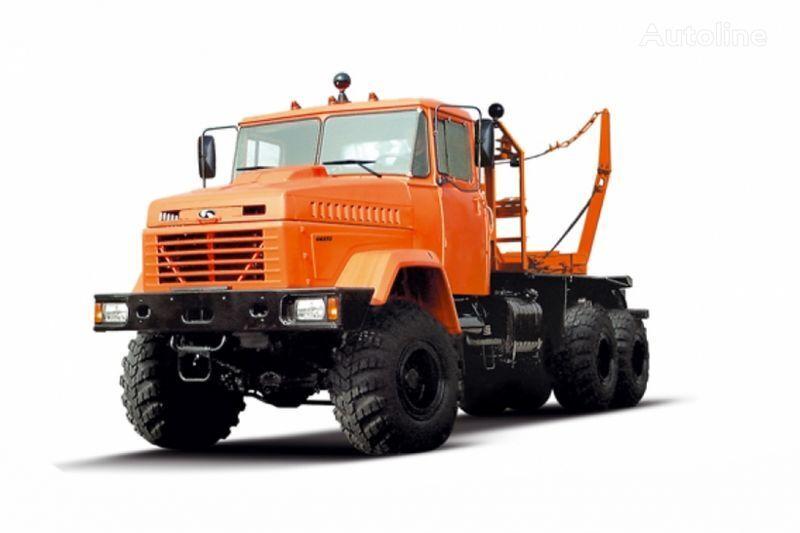 KRAZ 64372 tip 1 autre matériel TP