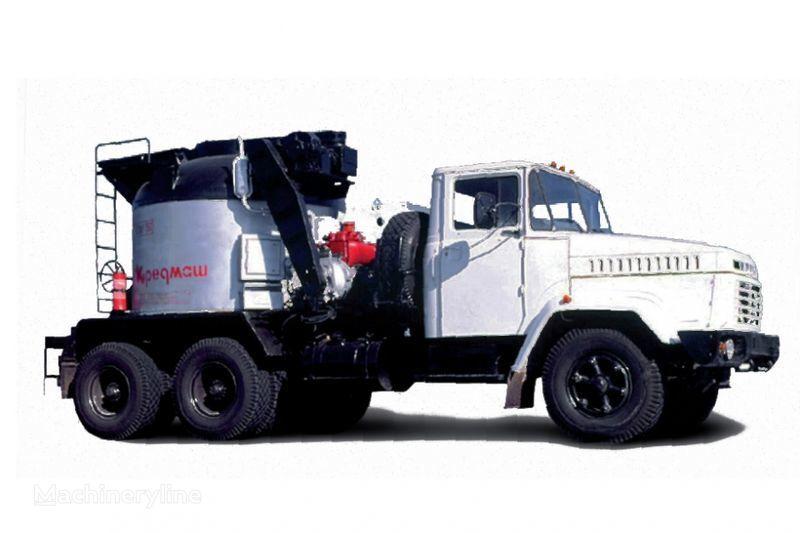 KRAZ 65055 KDM 1502 Kotel dlya litogo asfalta  autre matériel TP