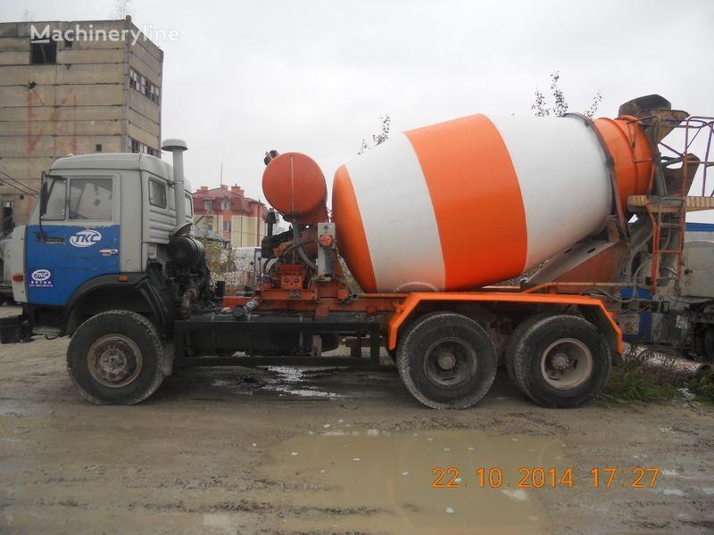 KAMAZ 53229A camion malaxeur