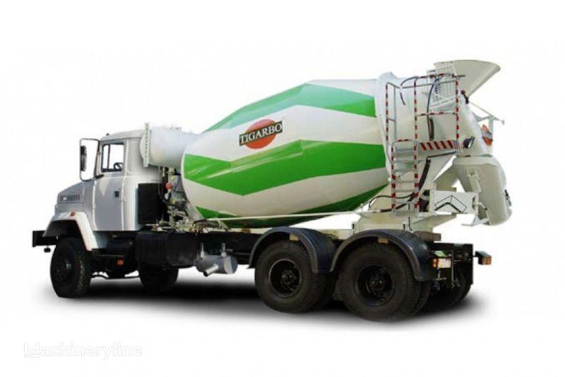 KRAZ 6233P6 camion malaxeur