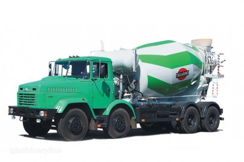 KRAZ 7133P4  camion malaxeur