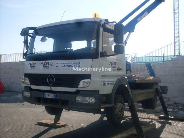MERCEDES-BENZ ATEGO camion nacelle