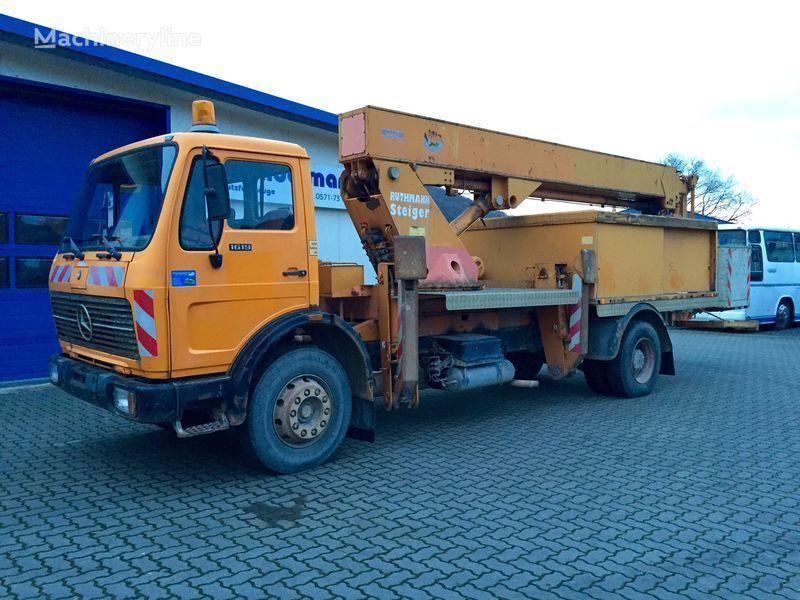 MERCEDES-BENZ SK 1619 KO camion nacelle