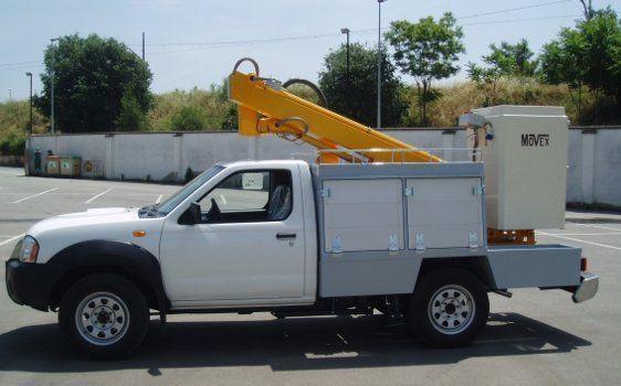 MOVEX camion nacelle neuf