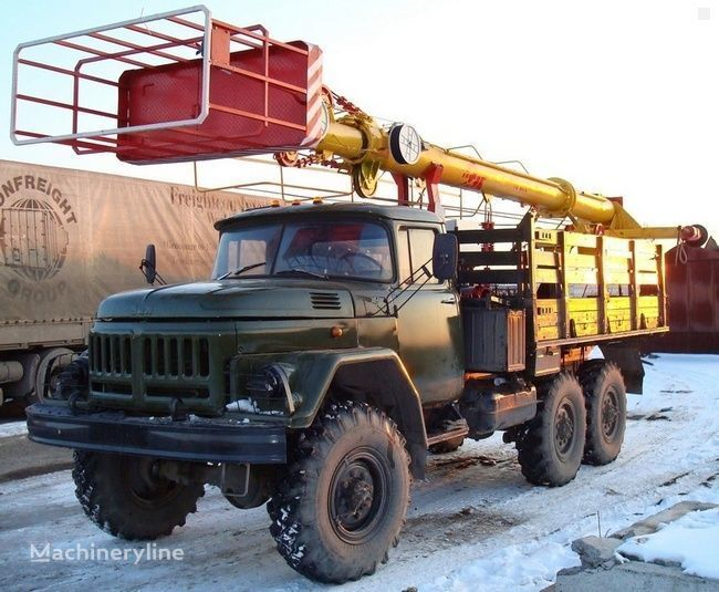 ZIL TV-26E camion nacelle