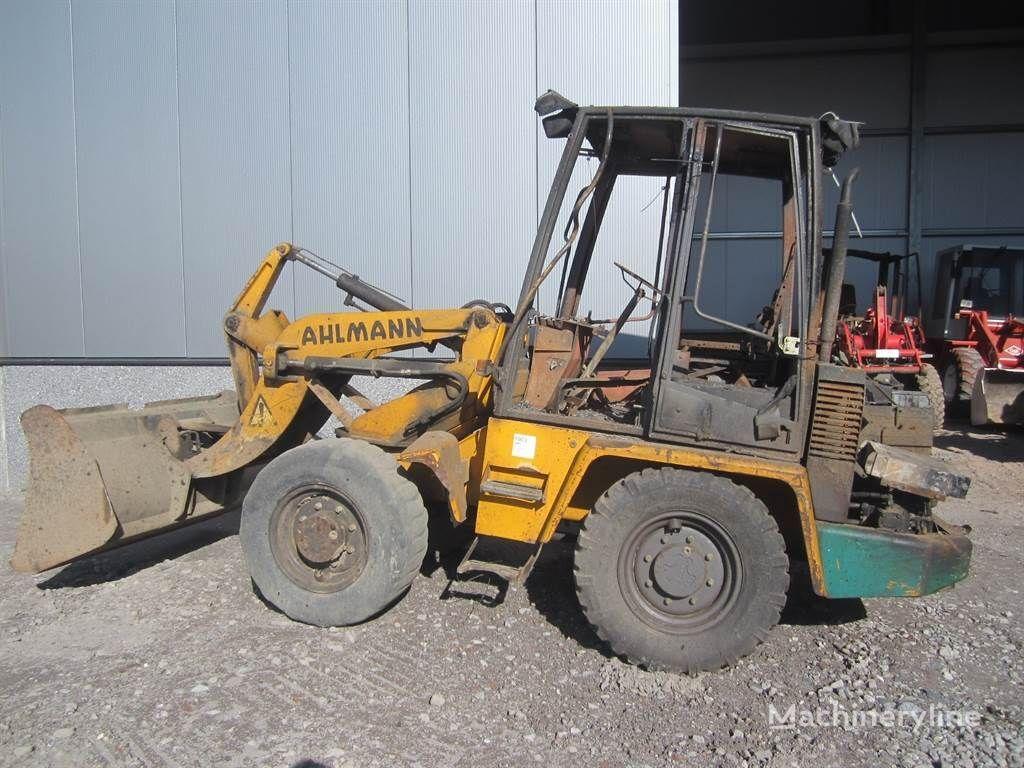 AHLMANN AZ45 (Brandschade) chargeur sur pneus