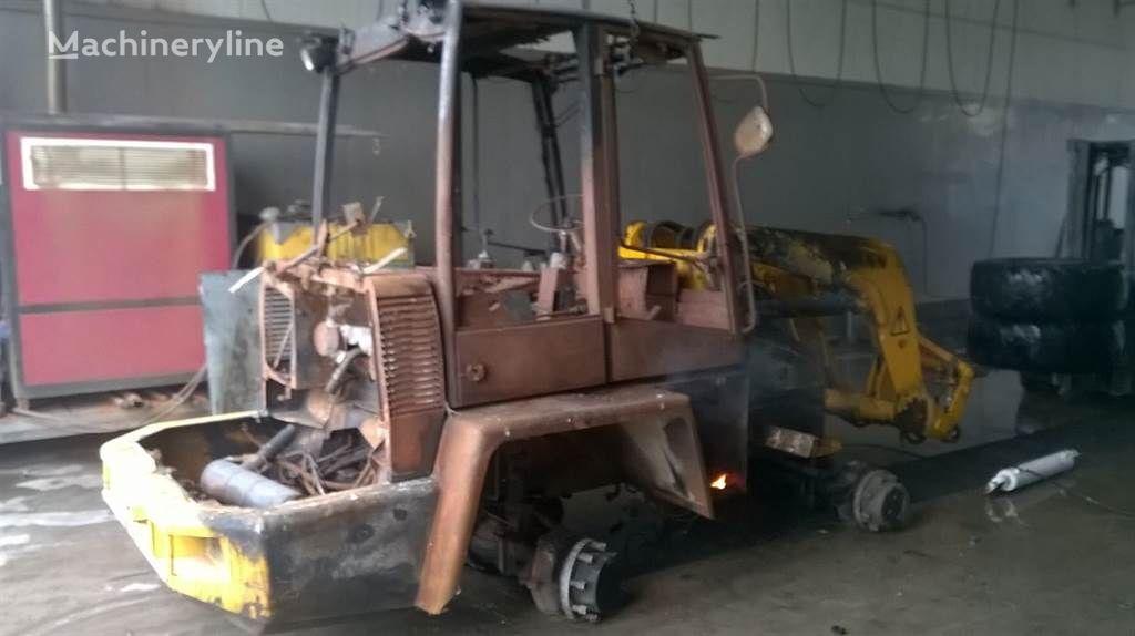 AHLMANN AZ85 (For Parts) chargeur sur pneus