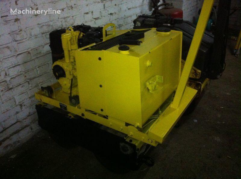 WEBER Dvh 702 compacteur à main
